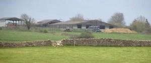 Farm near Bath, Somerset UK
